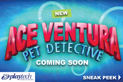 New Ace Ventura Pet Detective Slot Coming Soon