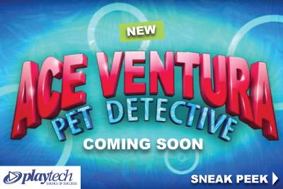 New Ace Ventura Pet Detective Slot Coming Soon