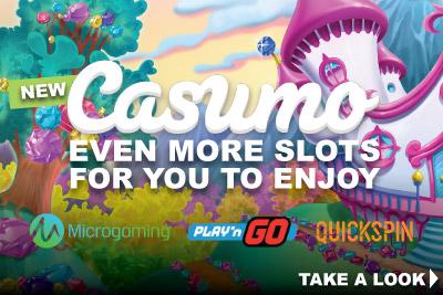 Enjoy More Mobile Slots At Casumo