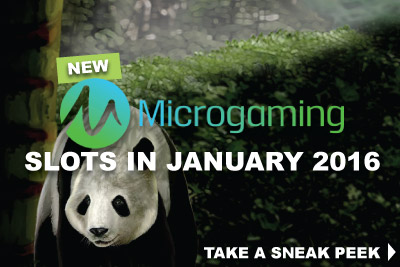 New Microgaming Slots Online & Mobile - Jan 2016