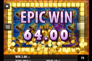 Second Strike Mobile Slot Epic Win
