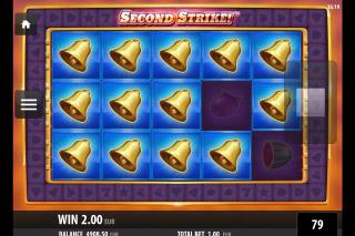 Second Strike Mobile Slot Win