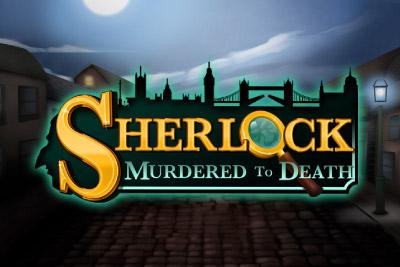 Sherlock Mobile Slot Logo