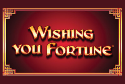 Wishing You Fortune Mobile Slot Logo