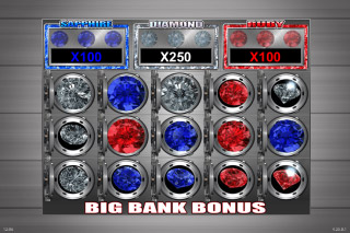 Action Bank Mobile Slot Big Bank Bonus