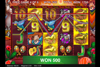 Chilli Gold Mobile Slot Free Spins