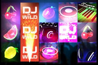 DJ Wild Mobile Slot Wild Reels