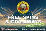 Enjoy Guns N Roses Free Spins & Giveaways