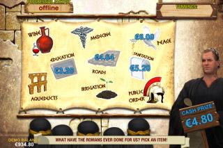 Life of Brian Mobile Slot Pick Me Bonus