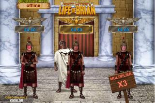 Life of Brian Mobile Slot Bonus