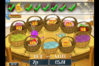 Little Red Riding Reels Mobile Slot Pick Me Bonus
