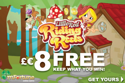 Get £€8 Free No Deposit Bonus At mFortune Casino