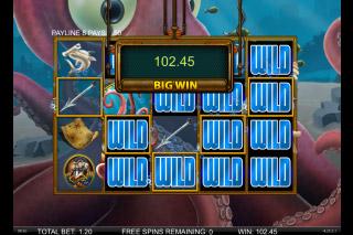 Nemos Voyage Mobile Slot Free Spins