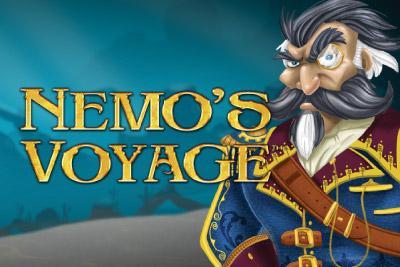 Nemos Voyage Mobile Slot Logo
