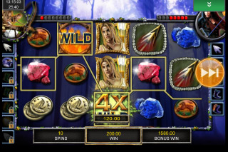 Nordic Heroes Mobile Slot Free Spins