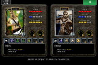 Nordic Heroes Mobile Slot Free Spins Characters