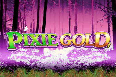Pixie Gold Mobile Slot Logo