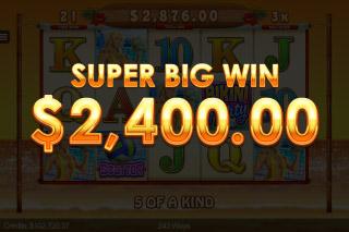 Bikini Party Mobile Slot Super Big Win