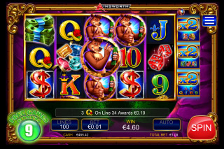 Cash Cave Mobile Slot Free Spins