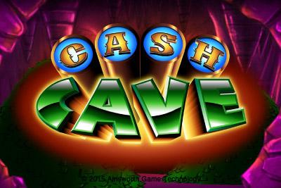 Cash Cave Mobile Slot Logo
