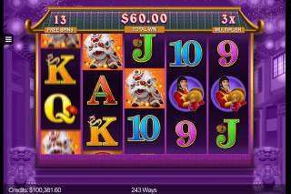 Dragon Dance Mobile Slot Free Spins