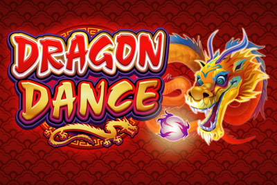 Dragon Dance Mobile Slot Logo