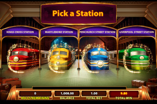 Epic Monopoly 2 Mobile Slot Bonus Game