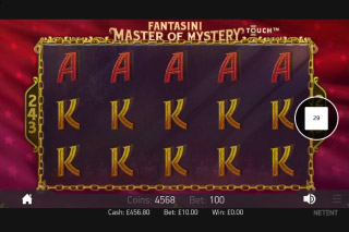 Fantasini Mobile Slot 5 of A Kind Wins