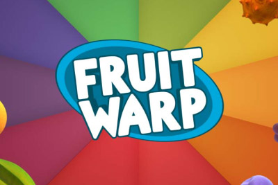 Fruit Warp Mobile Slot Logo