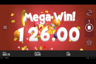 Fruit Warp Mobile Slot Mega Win