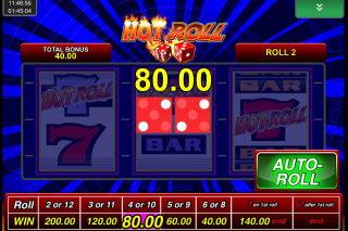 Hot Roll Super Times Pays Mobile Slot Roll