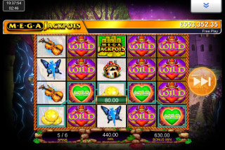 MegaJackpots Isle O'Plenty Mobile Slot Free Spins