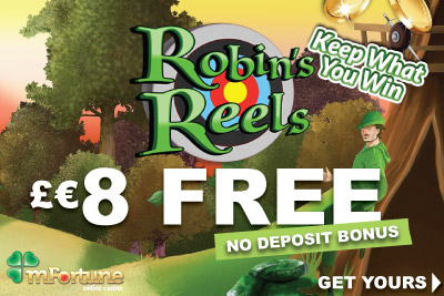 Get Your £€8 Free No Deposit Bonus On New Mobile Slot
