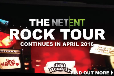 NetEnt To Release Jimi Hendrix Video Slot