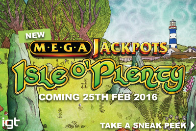 Get Your Sneak Peek Of The New MegaJackpots Video Slot