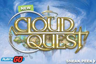 Take A Sneak Peek At New Cloud Quest Slot