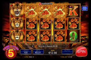 Roaming Reels Mobile Slot Free Spins