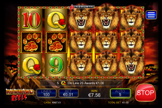 Roaming Reels Mobile Slot Wilds
