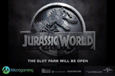 Jurassic World Online Video Slot Coming Soon...