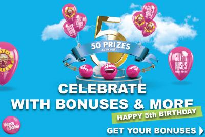Celebrate With Mobile Casino Bonuses & More