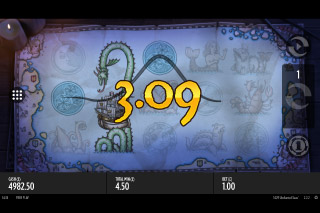 1429 Uncharted Seas Mobile Slot Bonus Wins