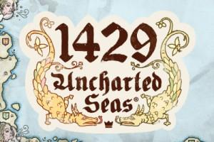 1429 Uncharted Seas Mobile Slot Logo