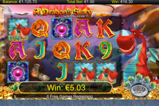 A Dragon's Story Mobile Slot Free Spins
