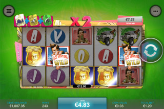 Ace Ventura Pet Detective Mobile Slot Bonus