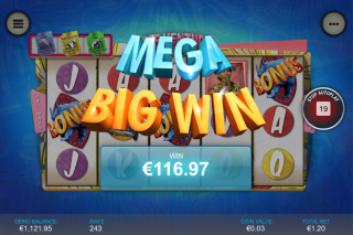 Ace Ventura Pet Detective Mobile Slot Mega Win