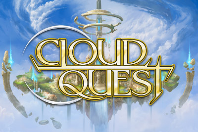 Cloud Quest Mobile Slot Logo