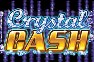 Crystal Cash Mobile Slot Logo