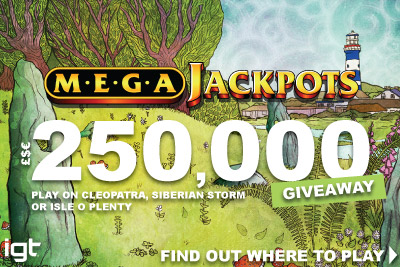 Play IGT MegaJackpots Slots To Win Your Share