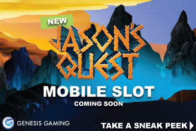 Take A Sneak Peek At The New Jason's Quest Video Slot