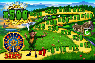 Rainbow Riches Pick n Mix Bonus Trail